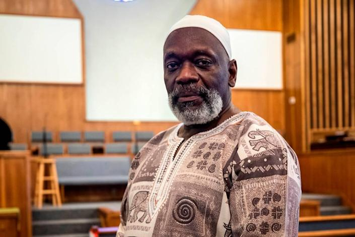 Michael Bell of Greater St. Stephen Baptist Church in Fort Worth