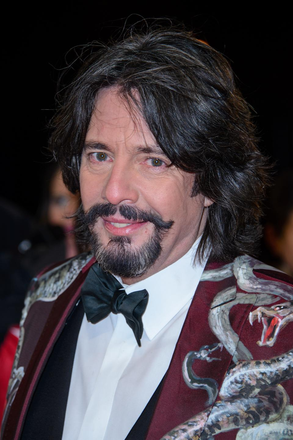 LONDON, ENGLAND - JANUARY 25: Laurence Llewelyn-Bowen attends the National Television Awards on January 25, 2017 in London, United Kingdom. (Photo by Joe Maher/Getty Images)