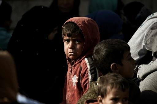 26,000 Iraqis flee west Mosul fighting in 10 days