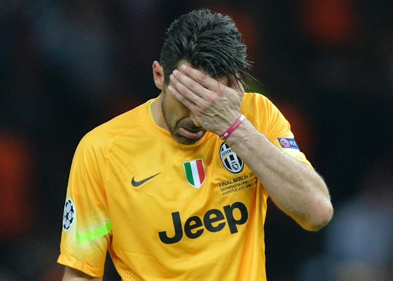 on sale 04b72 cfba5 Juve lost to the world's best team: Buffon