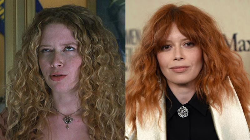 Natasha Lyonne in 1999 and 2019. (Credit: Universal/Chris Pizzello/Invision/AP)