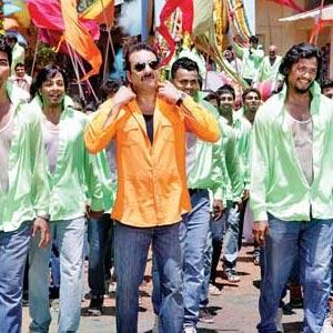 Sanjay Dutt's 'Policegiri' Song Leaked Online: Producers Miffed!