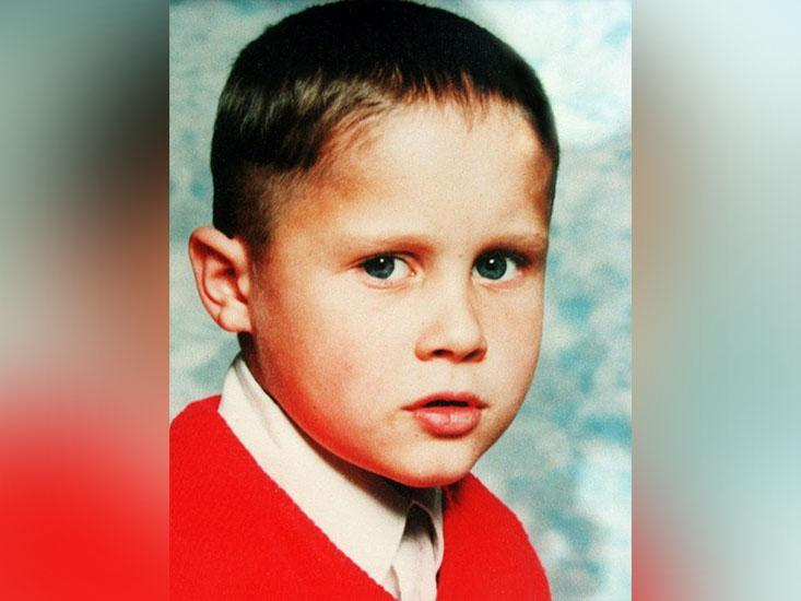 Police handout image of Rikki Neave, a six-year-old schoolboy who was found dead in 1994: PA