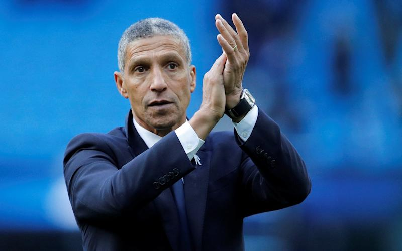 Hughton remains a hero on Tyneside despite being sacked by Newcastle in 2010 - REUTERS