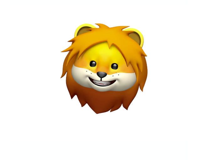 Lion Animoji