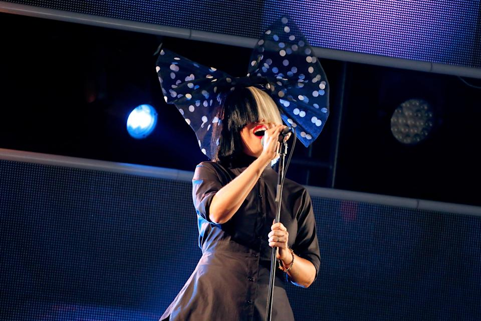 <p>File image: Singer Sia performs onstage at Samsung Galaxy Life Fest at SXSW 2016</p> (Getty Images)