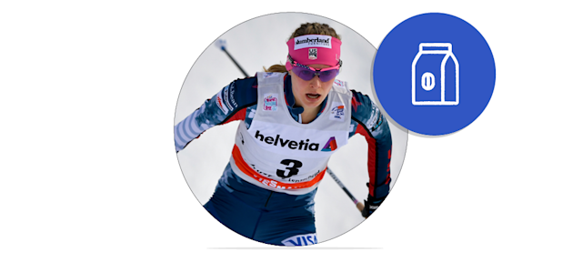 Jessie Diggins (Photo: Getty Images/Quinn Lemmers for Yahoo Lifestyle)