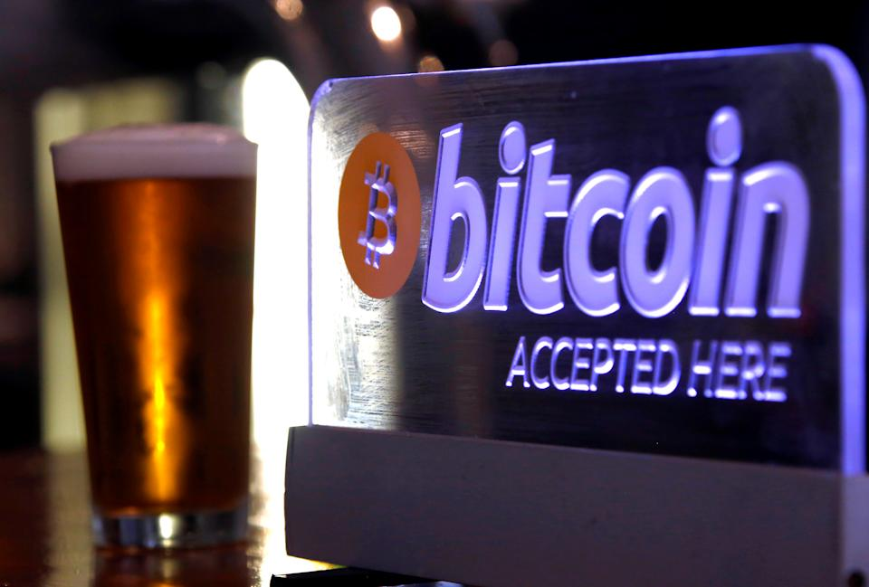 One analyst said the price level which matters the most for bitcoin now is $60,000. Photo: Reuters