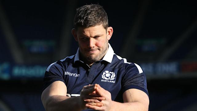 Scotland have replaced Fraser Brown with Ross Ford for their final match of the 2017 Six Nations against Italy at Murrayfield.