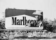"""<p>Back in the '60s and '70s, cigarette advertisements were everywhere. Everyone knew Joe Camel, the Marlboro Man and the classic Lucky Strike slogan: """"It's toasted."""" But as the public became more aware of the dangers of smoking, tobacco advertising on billboards was (thankfully) banned. </p>"""