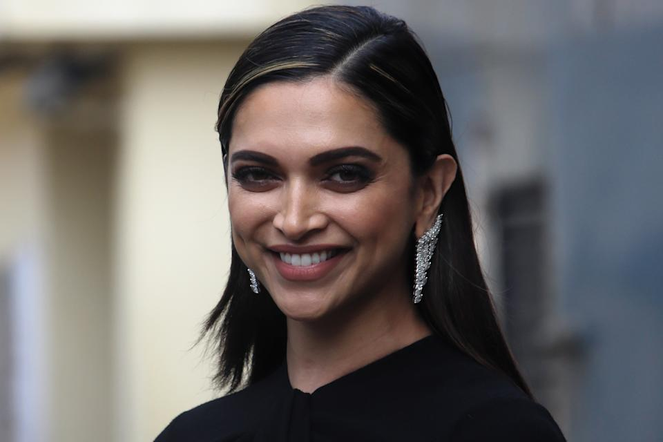 Indian actress Deepika Padukone arrives for a trailer launch of her upcoming Bollywood movie 'Chhapaak' in Mumbai, India on 10 December 2019. (Photo by Himanshu Bhatt/NurPhoto via Getty Images)