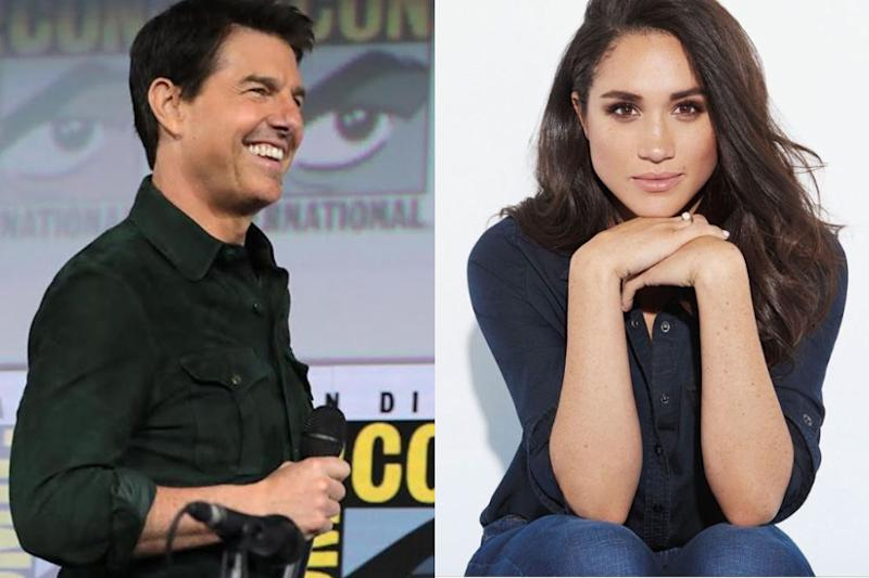 Tom Cruise Trying to Get Meghan Markle Back on The Big Screen