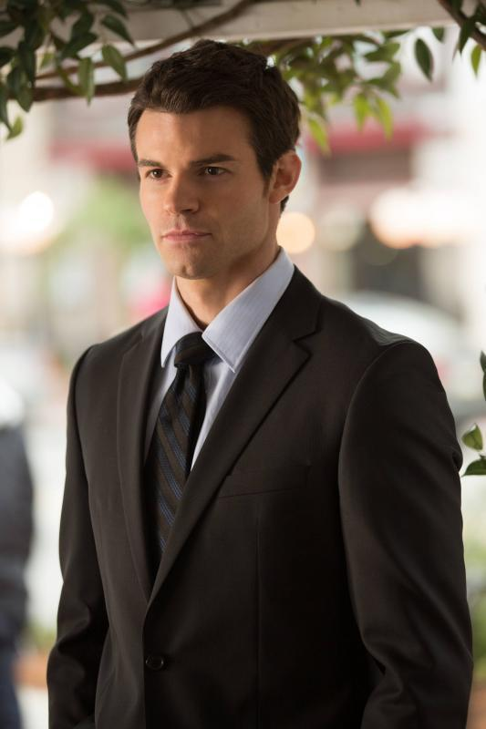 """American Gothic"" -- Daniel Gillies as Elijah"