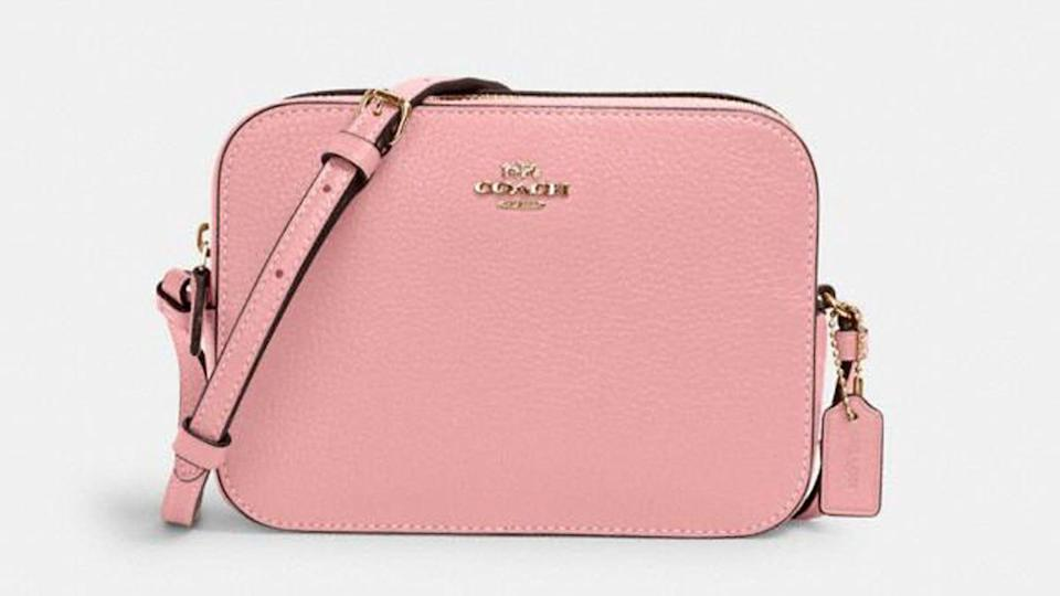 This Coach camera bag is versatile, stylish—and 60% off right now.