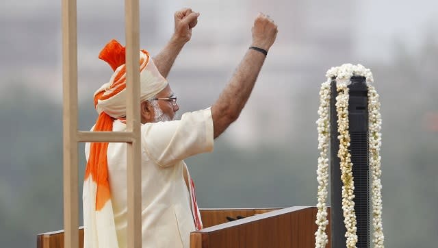 In his 86-minute long speech, the prime minister delivered a strong message to China and Pakistan against challenging India's sovereignty and emphasised on making the country self-reliant. He also announced several initiatives like the national digital health mission and mass production of COVID-19 vaccine once it is approved by scientists. AP