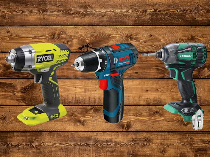We can't talk about drills without talking about torque, as the more you have, the easier it will be to drill into harder materials (iStock/The Independent)