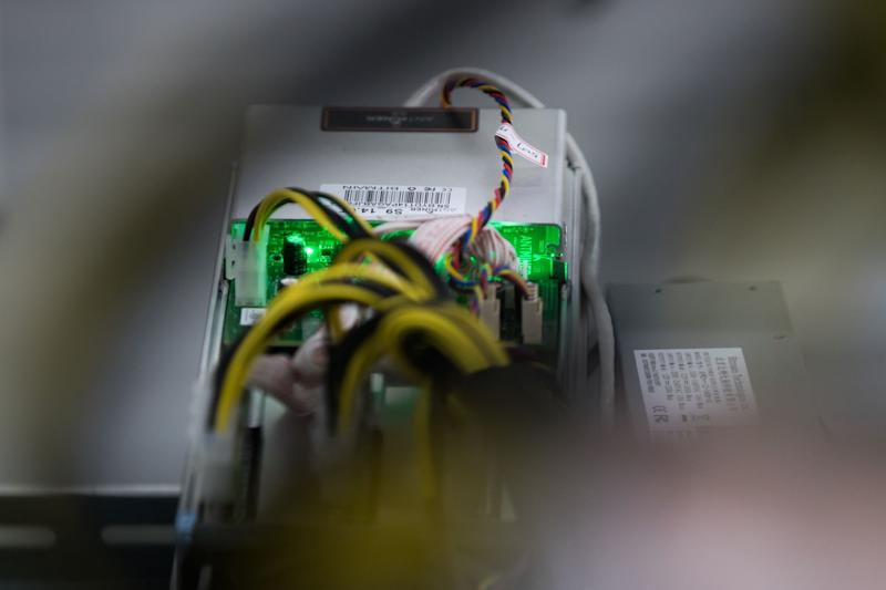 Bitmain Rival's Founder Arrested as War ofCrypto Miners Heats up