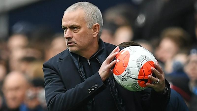 Tottenham boss Mourinho backs proposal for five substitutions rule to continue in 2020-21