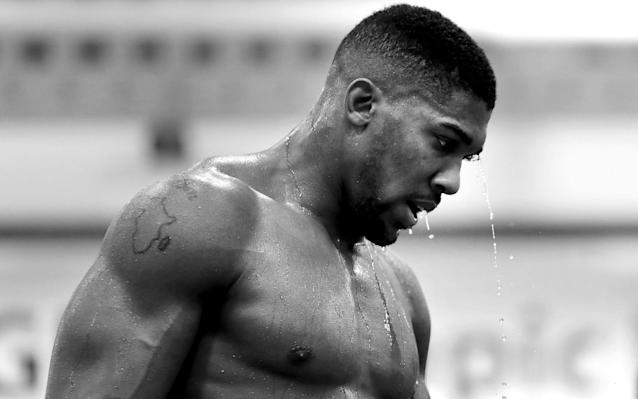 Anthony Joshua: Takam fight will be harder to win than Pulev