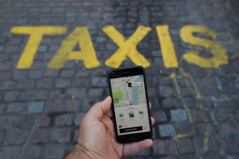 Taxi group wins right to join Uber's London licence appeal case