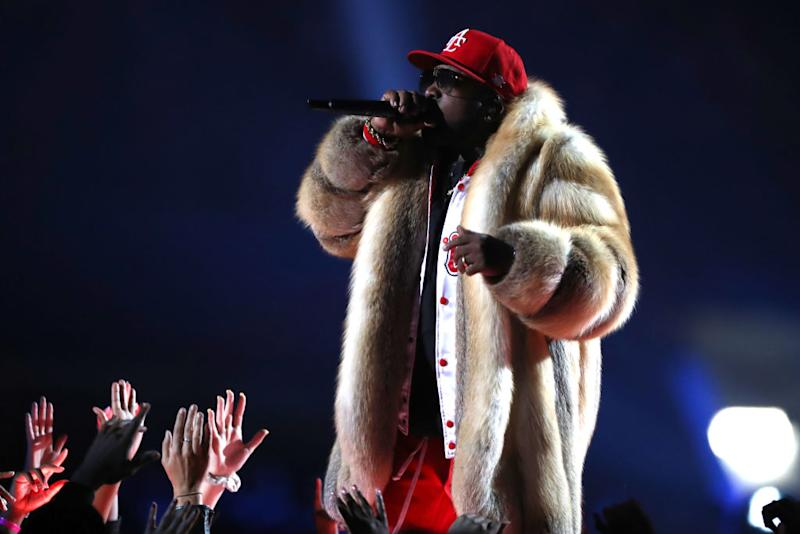 CeeLo Green Defends Big Boi's Super Bowl Appearance