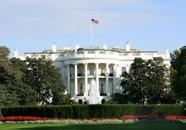 The White House said Wednesday it would not name those behind a cyber attack on official Washington targets last October, after reports blamed Russia (AFP Photo/Karen Bleier)