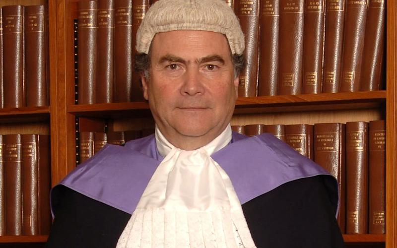 Judge Douglas Field used what he described as 'the common parlance' - Photoshot. All rights reserved.