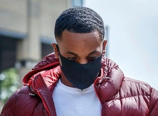 <p>Tyrell Robinson has been sentenced to three-and-a-half years</p> (PA)