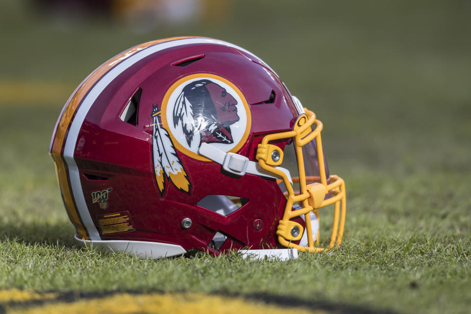 A Native American group is calling on Redskins players to sit out and protest the team's name.