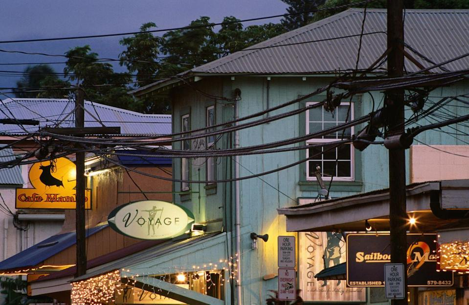 <p>This little town is known for offering one of the few remaining traditional island experiences — in fact, it kind of feels like a time warp. The one-stoplight town is vibrant, colorful and offers authentic cuisine.</p>