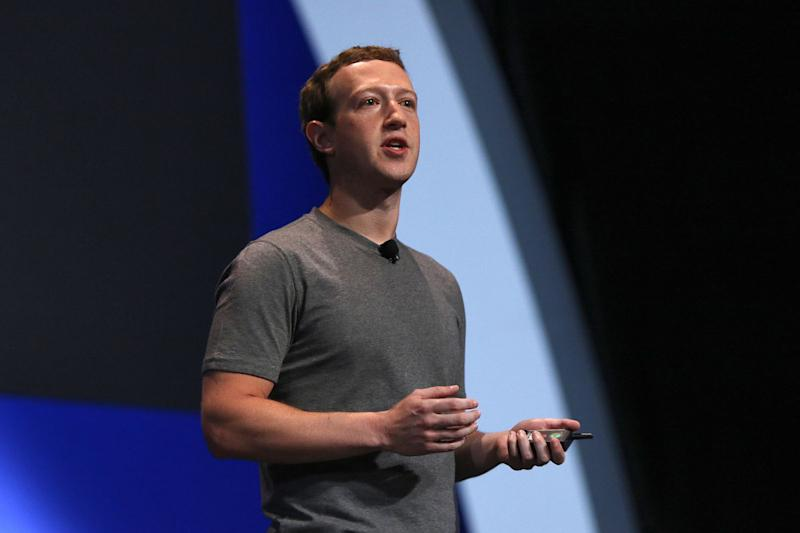Everything we've seen and heard at Facebook F8