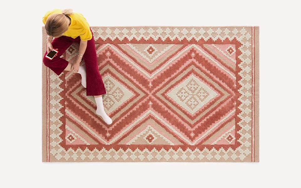 "<h2>Rugs</h2> <br><h3><a href=""https://burrow.com/"" rel=""nofollow noopener"" target=""_blank"" data-ylk=""slk:Burrow"" class=""link rapid-noclick-resp"">Burrow</a></h3><br><strong>Sale: </strong>Save 10% off up to $1799; get $200 off $1800+, get $250 off $2200+, get $300 off $2600+, get $400 off $3000+, get $500 off $4000+<br><br><strong>Dates: </strong>Now - July 12<br><br><strong>Promo Code: </strong>USA<br><br><strong>Burrow</strong> Playa Rug, $, available at <a href=""https://go.skimresources.com/?id=30283X879131&url=https%3A%2F%2Fburrow.com%2Frugs%2Fplaya%3Fsku%3DALRRG-SM-1003MT0"" rel=""nofollow noopener"" target=""_blank"" data-ylk=""slk:Burrow"" class=""link rapid-noclick-resp"">Burrow</a><br><br><br><br><br><br>"