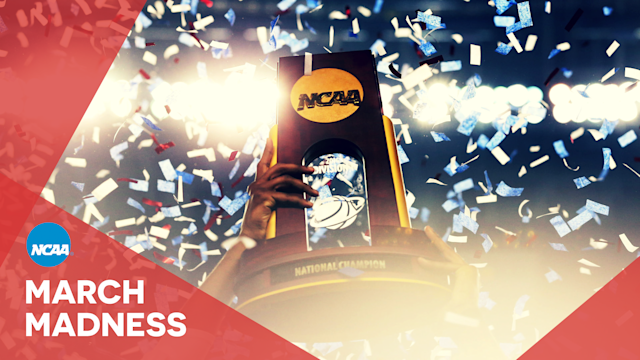 AccuScore simulates each round of the NCAA Tournament to predict each team's odds of winning the national championship.