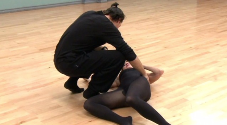 <p>While filming rehearsals during season 16, the <em>Real Housewives of Beverly Hills</em> star fainted in the arms of her dance partner, Gleb Savchenko. Lisa was so sick that she missed out on dress rehearsals, but due to her fear of being eliminated if she didn't compete, Lisa took the stage for the live show. Not <em>everyone</em> believed Lisa's fall was real though. Her <em>RHOBH </em>costars accused her of faking the faint to get out of the show. </p>