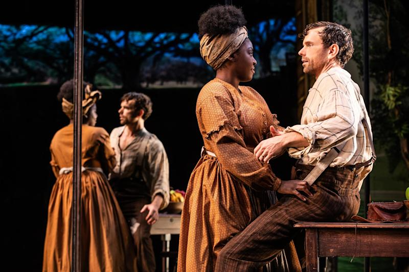 Slave Play offers provocation, no easy answers in Broadway debut