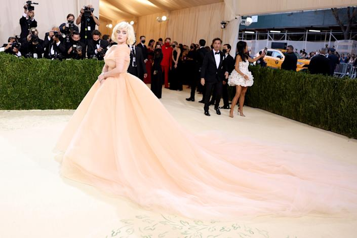 Billie Eilish said she would only wear the Oscar de la Renta at the Met Gala if the designer ditched fur.  The brand said yes.