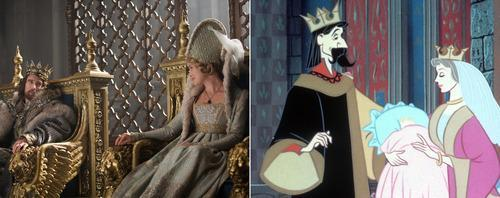 sleeping beauty differences between two Disney / everett collection with anticipation building for angelina jolie's 'maleficent,' due may 30, it's worth noting that the source of her live-action remake, disney's animated 'sleeping.