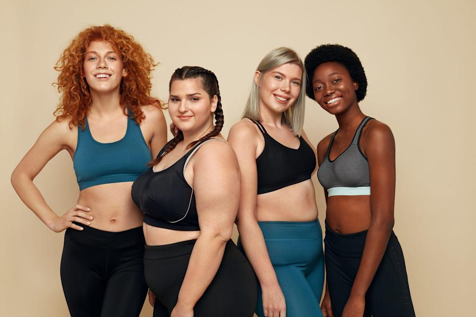 Any and everyone, regardless of body shape or size, can be negatively affected by body shaming comments.