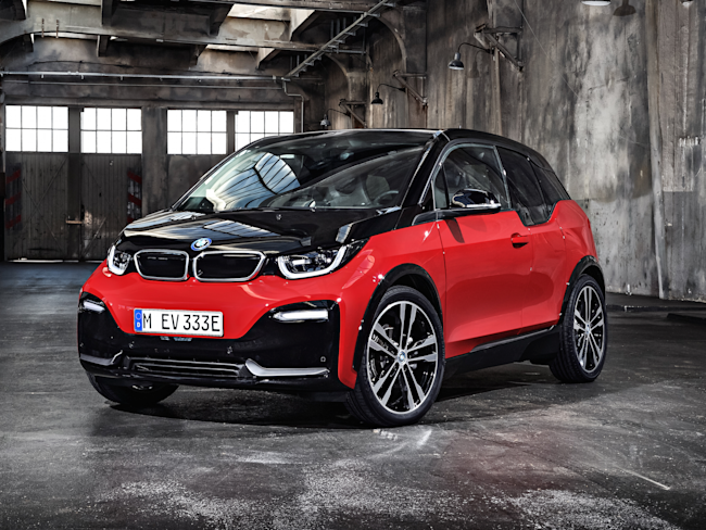 Bmw S I3 Electric Car Is Getting An Extra Dose Of Sportiness