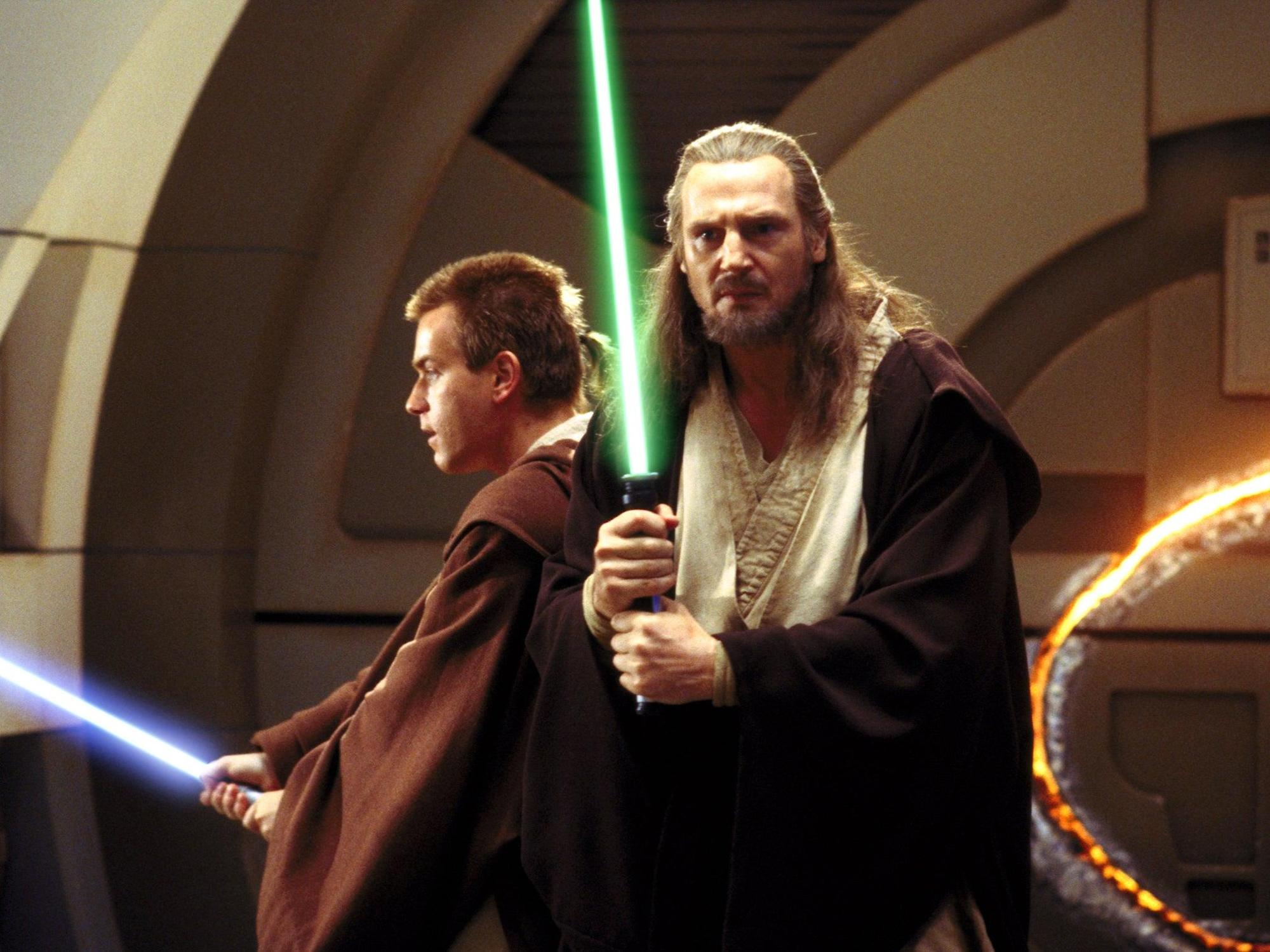 Star Wars: Liam Neeson says he would be 'up for' return to franchise in Obi-Wan Kenobi Disney+ series