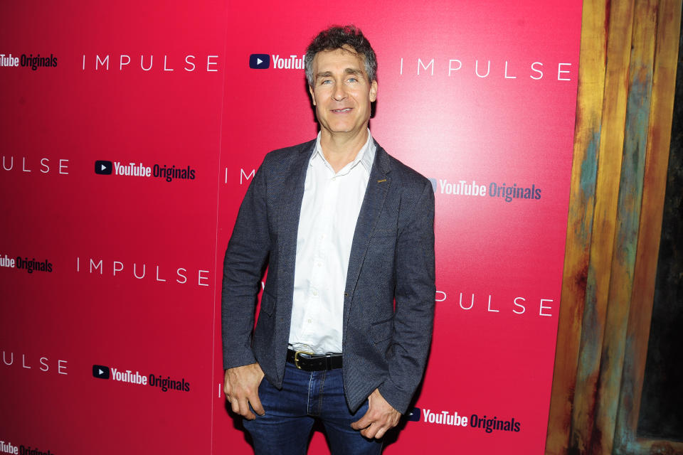 Doug Liman attends a screening of 'Impulse' on June 7, 2018. (Photo by Paul Bruinooge/Patrick McMullan via Getty Images)