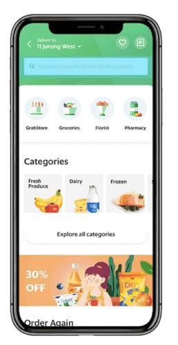 Online Grocery Delivery in the Philippines - GrabMart