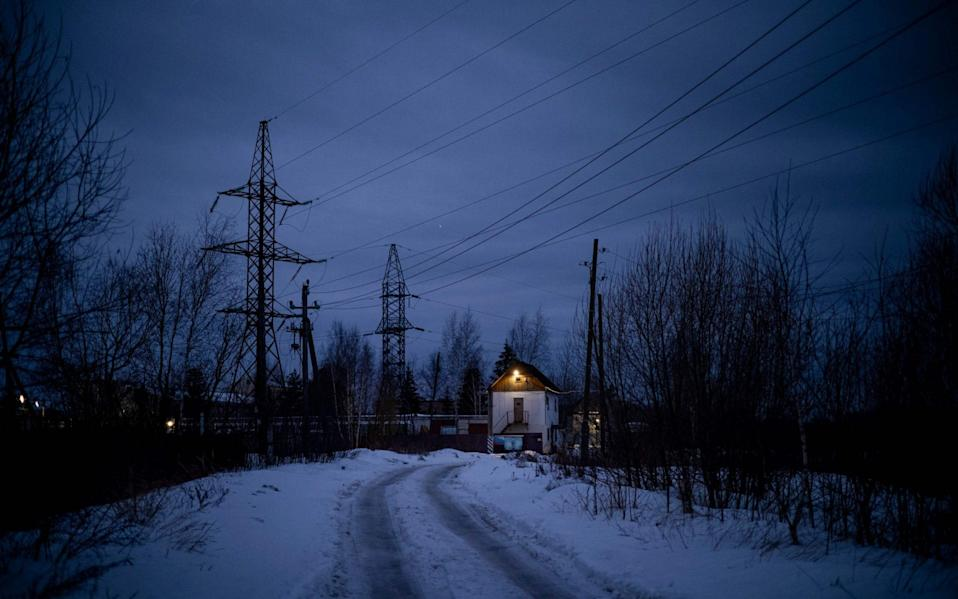 Penal Colony No. 2 is three hours outside of Moscow - DIMITAR DILKOFF/AFP