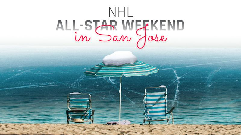27ba16cfc NHL All-Star Game 2019  Results