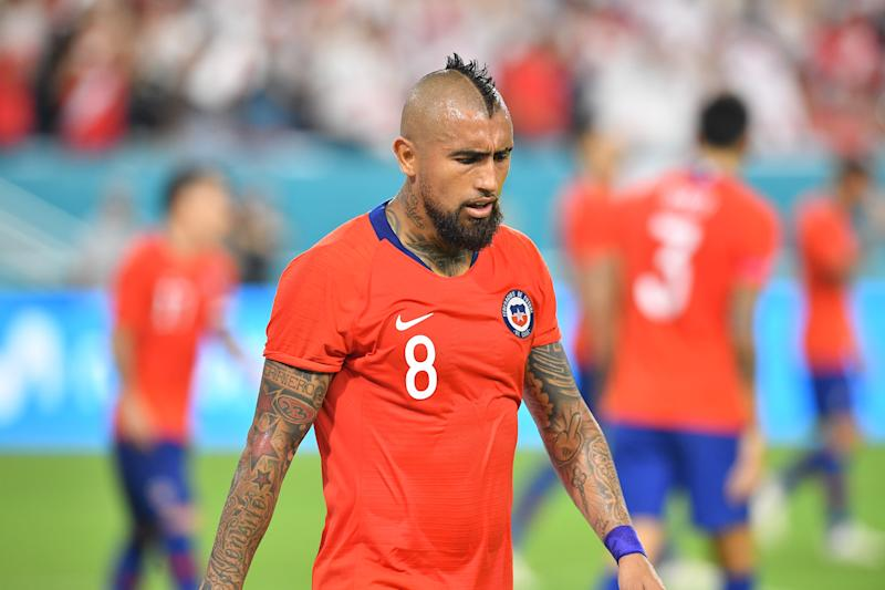 Vidal fined 800,000 euros for Munich nightclub fight