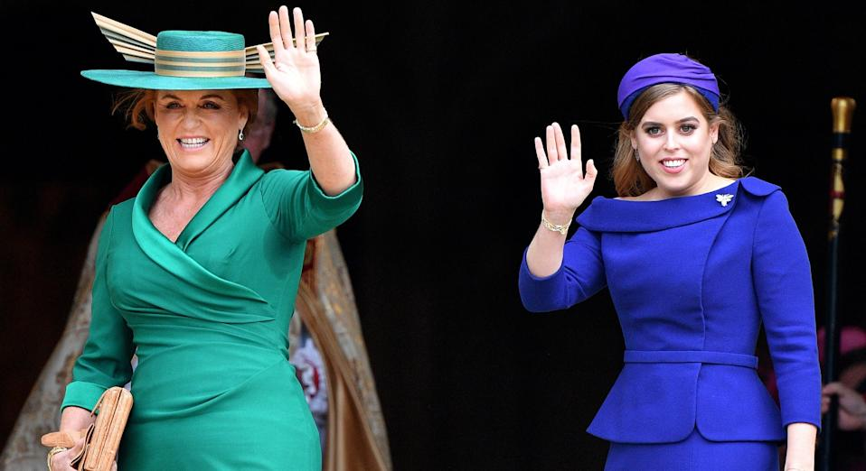 The Duchess of York's eldest daughter turned 32 yesterday (Getty Images)