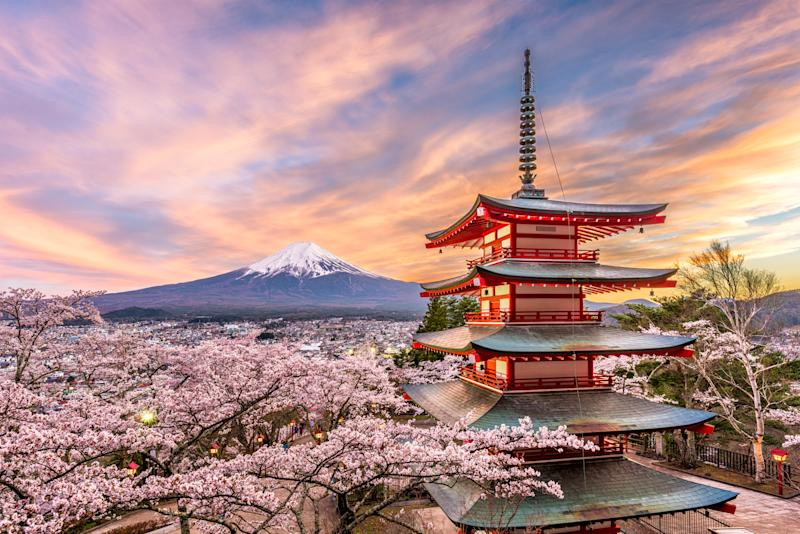Nippon Airways is offering flights to Japan for $688. Photo: Getty Images