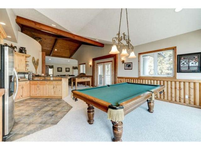 "<p>The home includes six bedrooms, and four and two-half bathrooms. (Listing via <a href=""https://www.remax.ca/ab/rural-parkland-county-real-estate/na-27023-twp-rd-511-road-na-wp_id173150109-lst/"" rel=""nofollow noopener"" target=""_blank"" data-ylk=""slk:Remax"" class=""link rapid-noclick-resp"">Remax</a>) </p>"