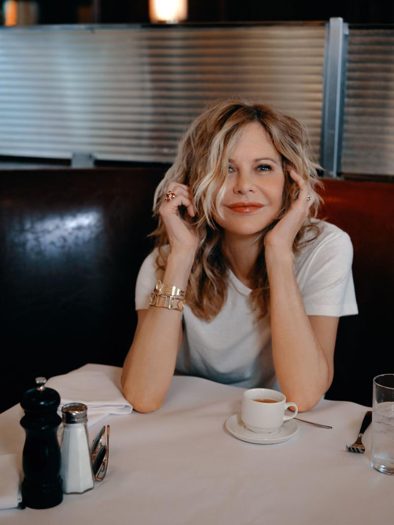 Meg Ryan on the Long Process of Becoming Herself