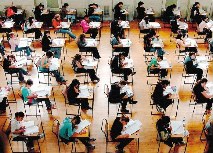 <p>Wales has announced they will be scrapping end-of-year exams in 2021</p> (PA)